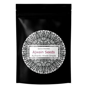 Ajwain Seeds Cut ,100g Resealable Pack for Freshness-100g Pouch