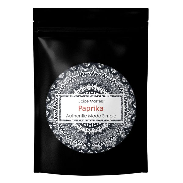 Paprika Powder ,100g Resealable Pack for Freshness - Same Day Dispatch – Spicemasters-100g Pouch