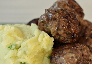 Swedish Meatballs Recipe